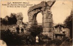 Mornant - Restes des Aqueducs Romains - Mornant