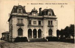Mornant - Hotel des Postes et Justice de Paix - Mornant