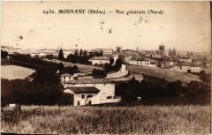 Mornant - Vue générale - Nord - Mornant
