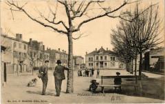 Pierre-Benite - La Place St-Pierre - Pierre-Bénite