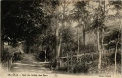 Orlienas - Parc de l'Hotel des Eaux - Orliénas