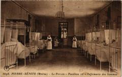 Pierre-Benite - Le Perron - Pavillon - Infirmerie - Pierre-Bénite