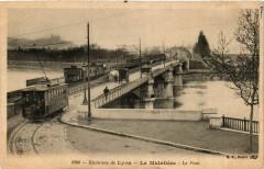 La Mulatiere - Le Pont - Env. de Lyon - La Mulatière