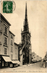 Villefranche-sur-Saone - N.-D.-des-Marais - Villefranche-sur-Saône