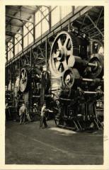 Venissieux - Usine Berliet - Deux Grosses Presses Hydrauliques - Vénissieux