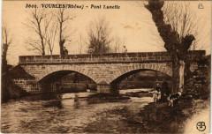 Vourles - Pont Lunette - Vourles