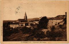 Villecheneve - Croisement des Routes - Villechenève