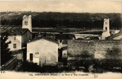 Vernaison Le Pont et Vue d'ensemble - Vernaison