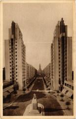 Villeurbanne - Nouveau Centre d'Urbanisme - Avenue 69 Villeurbanne