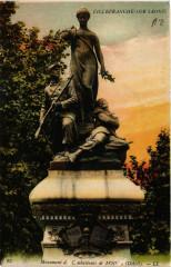 Villefranche-sur-Saone - Monument des Combattants de 1870 - Villefranche-sur-Saône