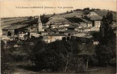 Ville-sur-Jarnioux Vue générale - Ville-sur-Jarnioux