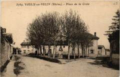 Vaulx-en-Velin - Place de La Croix - Vaulx-en-Velin