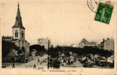 Villeurbanne - La Place 69 Villeurbanne