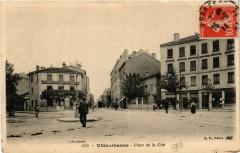 Villeurbanne - Place de la Cite 69 Villeurbanne