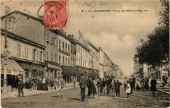 Villeurbanne - Place des Maisons-Neuves 69 Villeurbanne