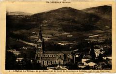 Vaugneray - Eglise du Village 69 Vaugneray