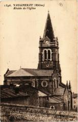 Vaugneray - Abside de Eglise 69 Vaugneray