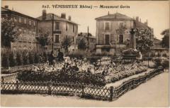 Venissieux Monument Gerin 69 Vénissieux