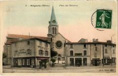Brignais - Place des Terreaux - Brignais