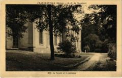 Francheville - N.-D. Du Chatelard - La Facade et la Terrasse - Francheville
