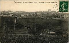 Saint-Laurent-de-Chamousset - Vue Generale - Saint-Laurent-de-Chamousset