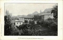 Sainte-Foy-les-Lyon - Vue prise du Pensionnat Dechavanne - Sainte-Foy-lès-Lyon