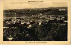 Francheville - Vue prise de N.-D. Du Chatelard - Francheville