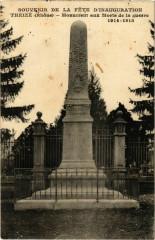 Theize - Monument aux Morts de la Guerre 1914-1918 - Theizé