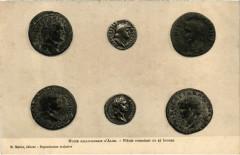 Musee Gallo-Romain d'Alise - Pieces Romaines Or et Bronze - Bron