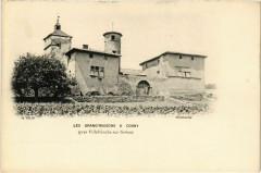 Les Grand'Maisons a Cogny - Pres Villefranche-sur-Saone - Cogny