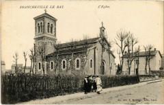 Francheville-le-Bas - L'Eglise - Francheville