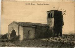 Denice - Chapelle de Chevennes - Denicé