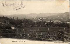 Vallée de Julienas Rhone - Juliénas