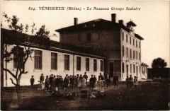 Venissieux Le Nouveau Groupe Scolaire Rhone 69 Vénissieux