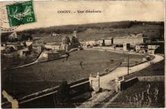 Cogny Vue générale Rhone - Cogny