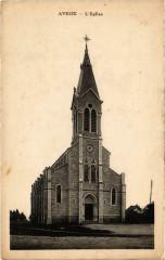 Aveize L'Eglise Rhone 69 Aveize