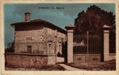 Aveize La Mairie Rhone 69 Aveize