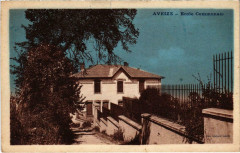 Aveize Ecole Communale Rhone 69 Aveize