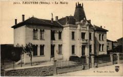 Taluyers La Mairie Scolaire Rhone - Taluyers