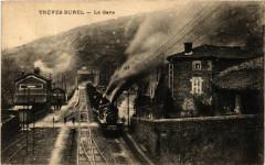 Tréves Burel - La Gare - Trèves