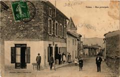 Tréves - Rue principale - Trèves