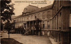 Sainte Foy lés Lyon - Nouvel Hopital Clinique Chirurgicale - Sainte-Foy-lès-Lyon