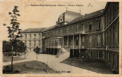 Sainte Foy lés Lyon - Nouvel Hopital - Sainte-Foy-lès-Lyon