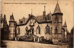 Sainte Foy lés Lyon - Hopital Hospice La Chateau - Sainte-Foy-lès-Lyon