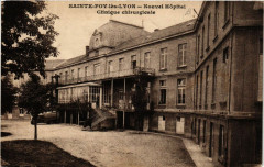 Sainte Foy les Lyon - Nouvel Hopital Clinique - Sainte-Foy-lès-Lyon