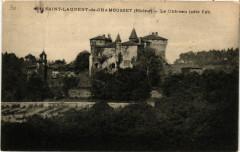 Saint Laurent de Chamousset - Le Chateau - Saint-Laurent-de-Chamousset