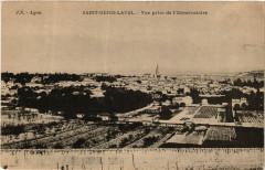 Saint Genis Laval - Vue prise de lObservatoire - Saint-Genis-Laval