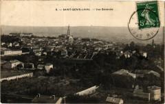 Saint Genis Laval - Vue generale - Saint-Genis-Laval