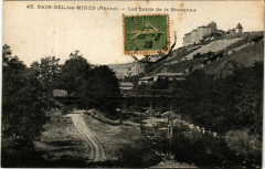 Sain Bel les Mines - Les bords de la Brevenne - Sain-Bel
