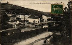 Sain Bel les Mines - La Gare - Sain-Bel